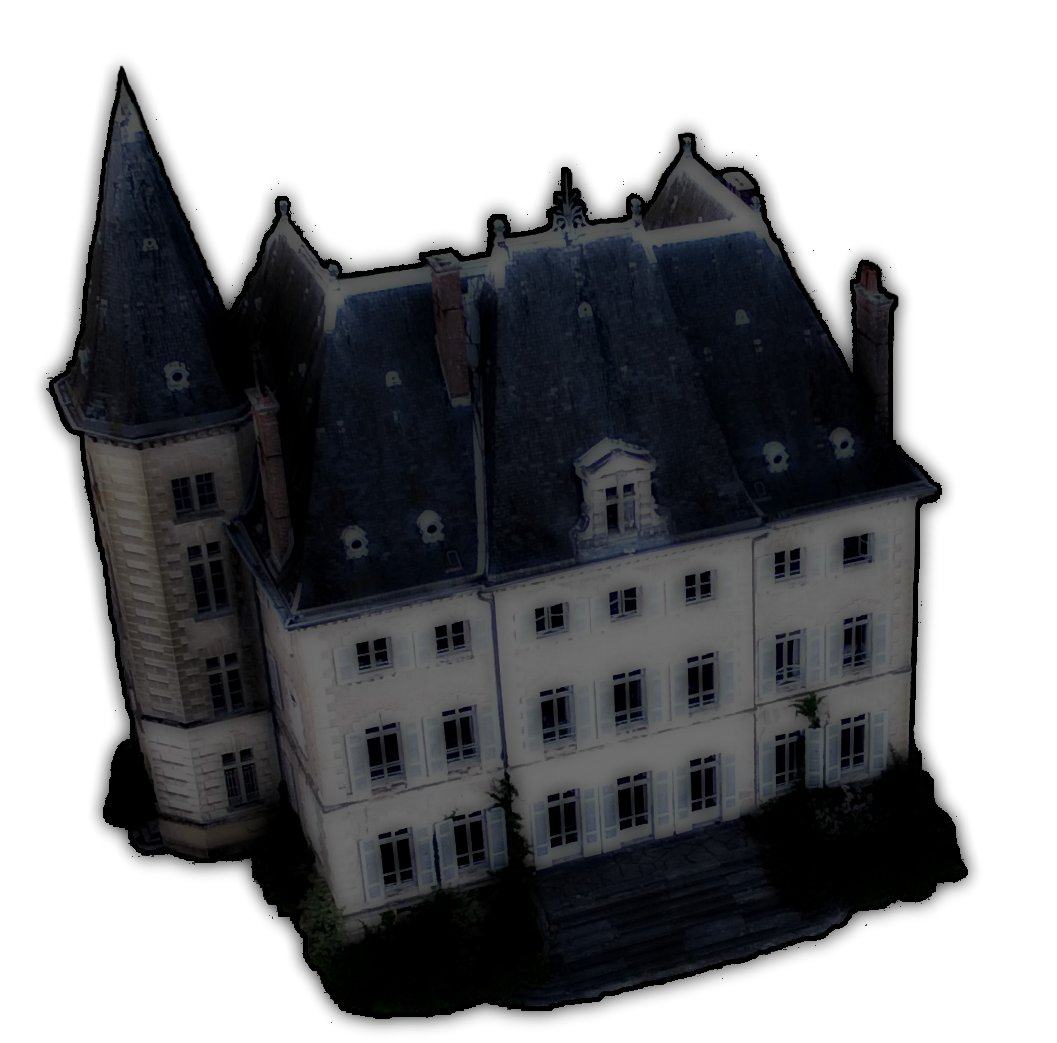 Chateau de Magny en Morvan